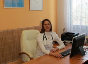MUDr. Maděřičová, diabetologická ambulance