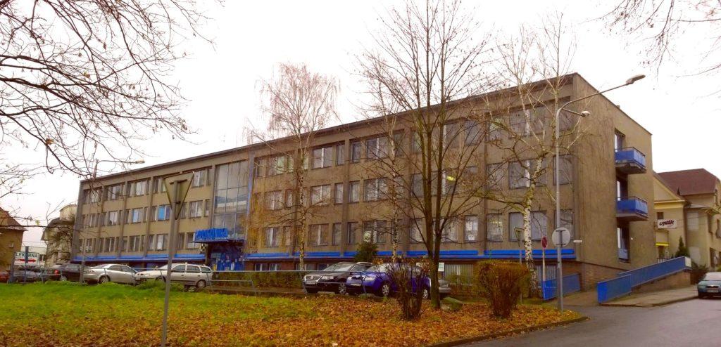Poliklinika Modrý pavilon v současnosti